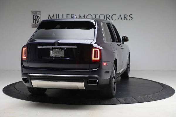 Used 2020 Rolls-Royce Cullinan for sale Call for price at Pagani of Greenwich in Greenwich CT 06830 8