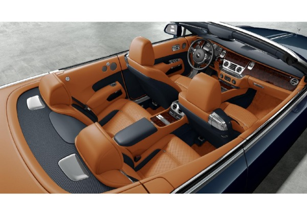 New 2020 Rolls-Royce Dawn for sale Sold at Pagani of Greenwich in Greenwich CT 06830 8