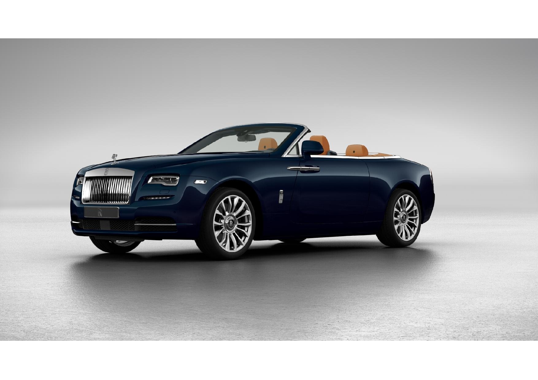 New 2020 Rolls-Royce Dawn for sale Sold at Pagani of Greenwich in Greenwich CT 06830 1