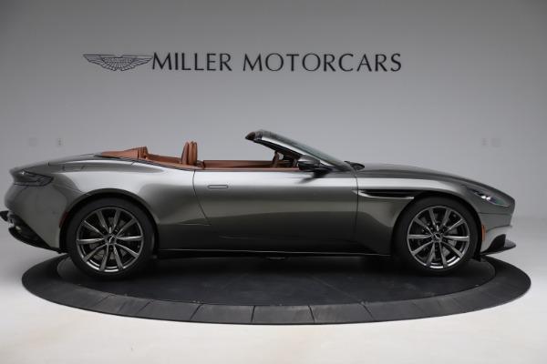 New 2020 Aston Martin DB11 Volante Convertible for sale $264,266 at Pagani of Greenwich in Greenwich CT 06830 10