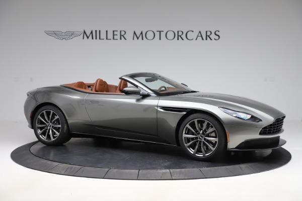 New 2020 Aston Martin DB11 Volante Convertible for sale $264,266 at Pagani of Greenwich in Greenwich CT 06830 11