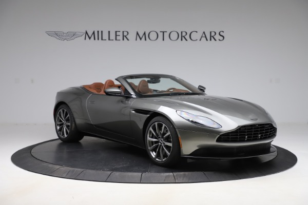 New 2020 Aston Martin DB11 Volante Convertible for sale $264,266 at Pagani of Greenwich in Greenwich CT 06830 12