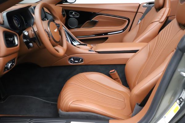 New 2020 Aston Martin DB11 Volante Convertible for sale $264,266 at Pagani of Greenwich in Greenwich CT 06830 14