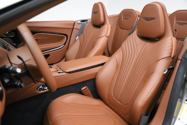 New 2020 Aston Martin DB11 Volante Convertible for sale $264,266 at Pagani of Greenwich in Greenwich CT 06830 15