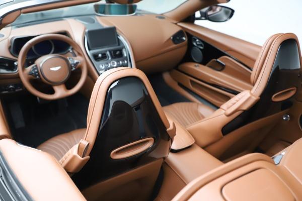 New 2020 Aston Martin DB11 Volante Convertible for sale $264,266 at Pagani of Greenwich in Greenwich CT 06830 17