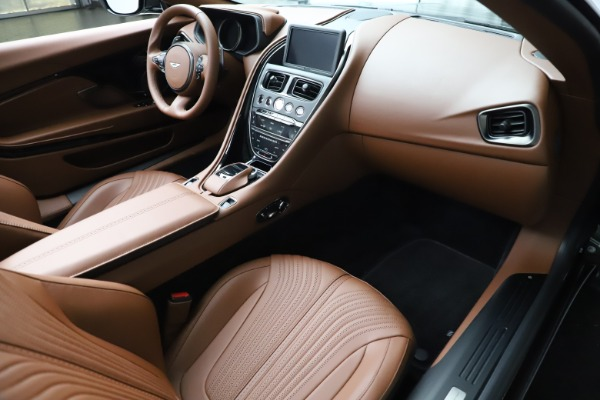 New 2020 Aston Martin DB11 Volante Convertible for sale $264,266 at Pagani of Greenwich in Greenwich CT 06830 18