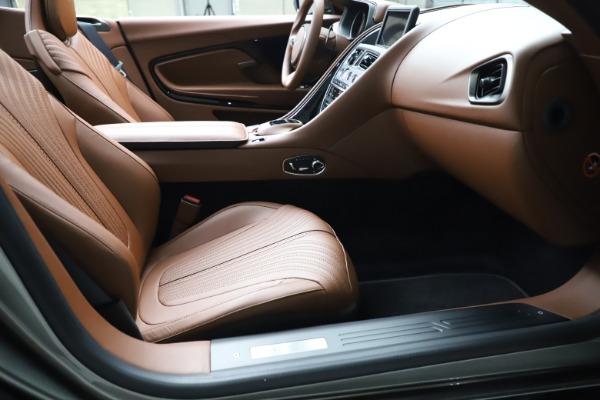 New 2020 Aston Martin DB11 Volante Convertible for sale $264,266 at Pagani of Greenwich in Greenwich CT 06830 19