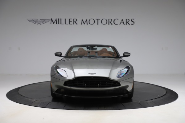 New 2020 Aston Martin DB11 Volante Convertible for sale $264,266 at Pagani of Greenwich in Greenwich CT 06830 2