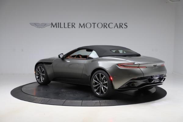 New 2020 Aston Martin DB11 Volante Convertible for sale $264,266 at Pagani of Greenwich in Greenwich CT 06830 23