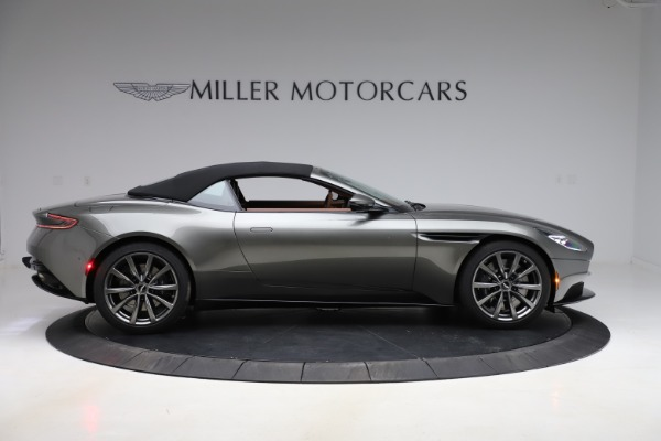 New 2020 Aston Martin DB11 Volante Convertible for sale $264,266 at Pagani of Greenwich in Greenwich CT 06830 27