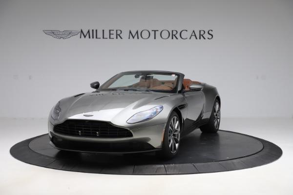 New 2020 Aston Martin DB11 Volante Convertible for sale $264,266 at Pagani of Greenwich in Greenwich CT 06830 3