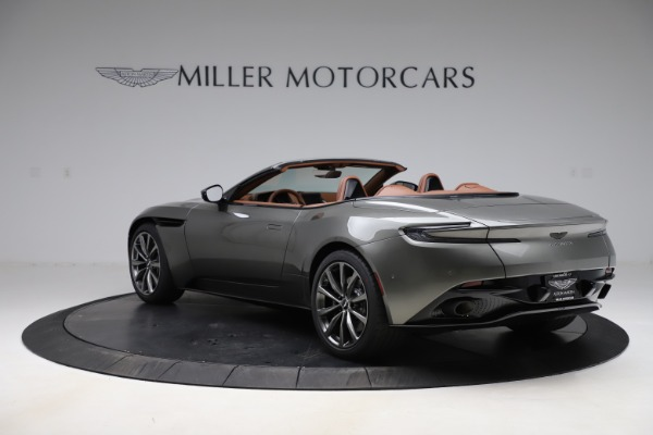 New 2020 Aston Martin DB11 Volante Convertible for sale $264,266 at Pagani of Greenwich in Greenwich CT 06830 6