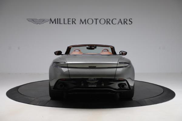 New 2020 Aston Martin DB11 Volante Convertible for sale $264,266 at Pagani of Greenwich in Greenwich CT 06830 7