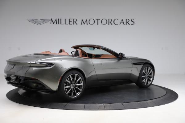 New 2020 Aston Martin DB11 Volante Convertible for sale $264,266 at Pagani of Greenwich in Greenwich CT 06830 9