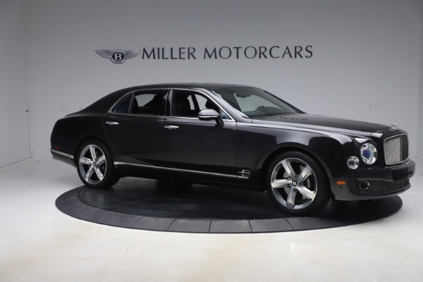 Used 2016 Bentley Mulsanne Speed for sale $146,900 at Pagani of Greenwich in Greenwich CT 06830 10
