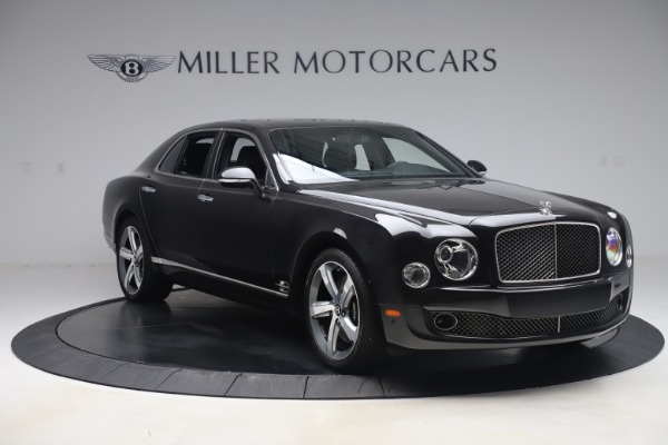 Used 2016 Bentley Mulsanne Speed for sale $146,900 at Pagani of Greenwich in Greenwich CT 06830 11