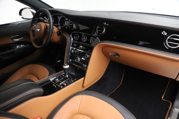 Used 2016 Bentley Mulsanne Speed for sale $146,900 at Pagani of Greenwich in Greenwich CT 06830 18