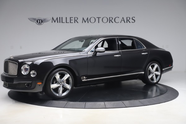 Used 2016 Bentley Mulsanne Speed for sale $146,900 at Pagani of Greenwich in Greenwich CT 06830 2