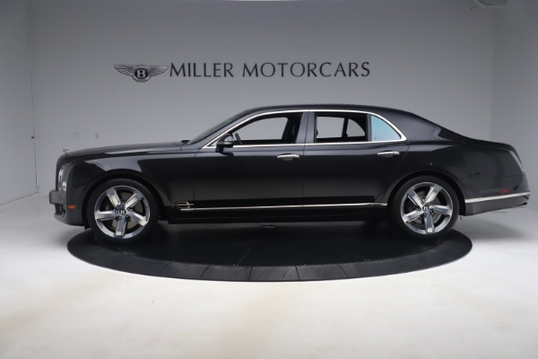 Used 2016 Bentley Mulsanne Speed for sale $146,900 at Pagani of Greenwich in Greenwich CT 06830 3