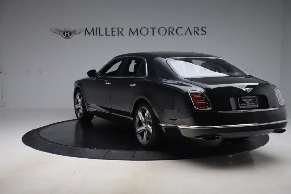 Used 2016 Bentley Mulsanne Speed for sale $146,900 at Pagani of Greenwich in Greenwich CT 06830 5