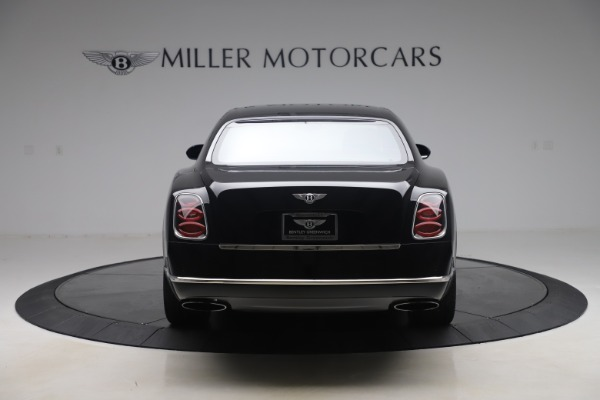 Used 2016 Bentley Mulsanne Speed for sale $146,900 at Pagani of Greenwich in Greenwich CT 06830 6