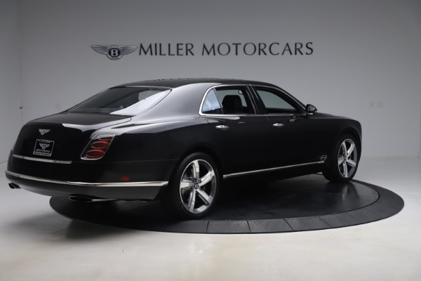 Used 2016 Bentley Mulsanne Speed for sale $146,900 at Pagani of Greenwich in Greenwich CT 06830 8