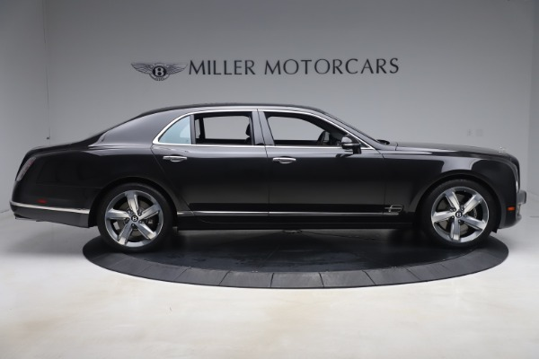 Used 2016 Bentley Mulsanne Speed for sale $146,900 at Pagani of Greenwich in Greenwich CT 06830 9