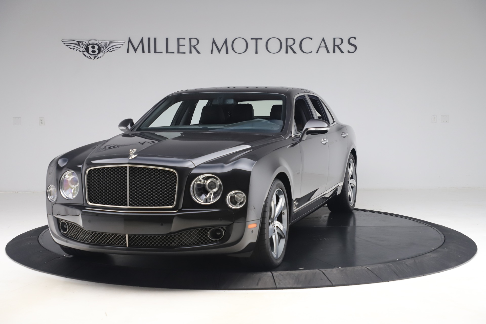 Used 2016 Bentley Mulsanne Speed for sale $146,900 at Pagani of Greenwich in Greenwich CT 06830 1