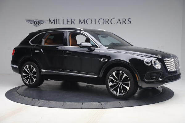 Used 2017 Bentley Bentayga W12 for sale $145,900 at Pagani of Greenwich in Greenwich CT 06830 11
