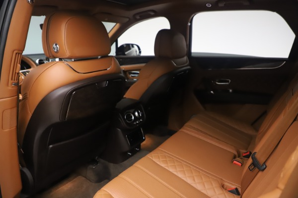 Used 2017 Bentley Bentayga W12 for sale $145,900 at Pagani of Greenwich in Greenwich CT 06830 19