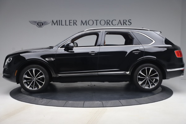 Used 2017 Bentley Bentayga W12 for sale $145,900 at Pagani of Greenwich in Greenwich CT 06830 3