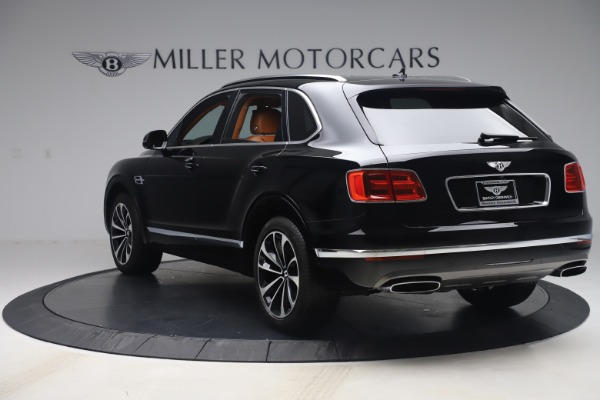 Used 2017 Bentley Bentayga W12 for sale Sold at Pagani of Greenwich in Greenwich CT 06830 5
