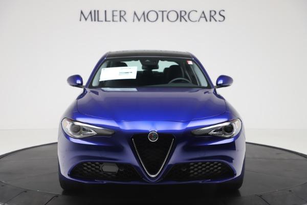 New 2020 Alfa Romeo Giulia Ti Q4 for sale $49,245 at Pagani of Greenwich in Greenwich CT 06830 12