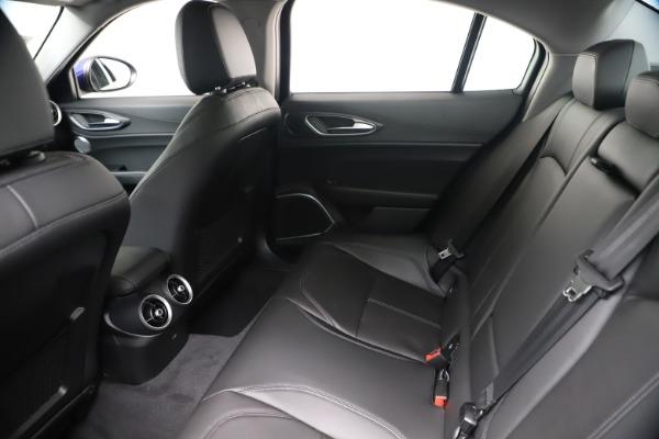 New 2020 Alfa Romeo Giulia Ti Q4 for sale $49,245 at Pagani of Greenwich in Greenwich CT 06830 19