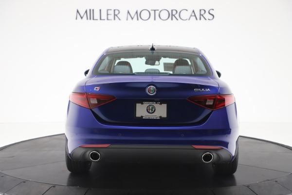 New 2020 Alfa Romeo Giulia Ti Q4 for sale $49,245 at Pagani of Greenwich in Greenwich CT 06830 6