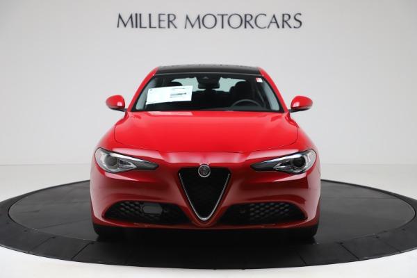 New 2020 Alfa Romeo Giulia Ti Q4 for sale $47,745 at Pagani of Greenwich in Greenwich CT 06830 11
