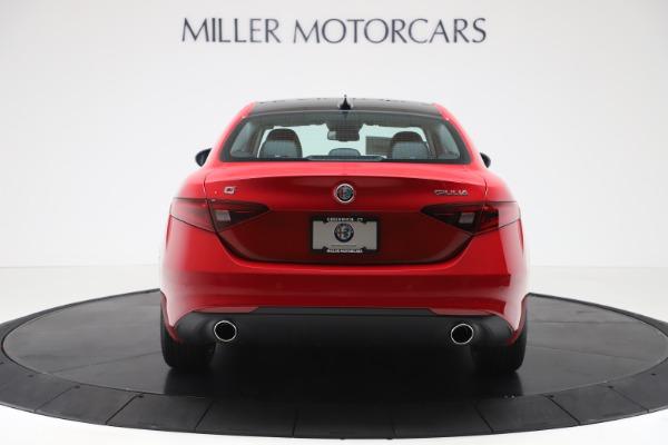 New 2020 Alfa Romeo Giulia Ti Q4 for sale $47,745 at Pagani of Greenwich in Greenwich CT 06830 6