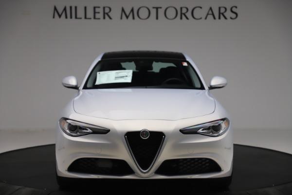 New 2020 Alfa Romeo Giulia Ti Q4 for sale $52,345 at Pagani of Greenwich in Greenwich CT 06830 12