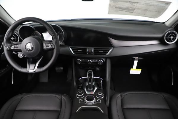 New 2020 Alfa Romeo Giulia Ti Q4 for sale $52,345 at Pagani of Greenwich in Greenwich CT 06830 16