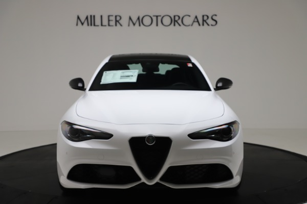 New 2020 Alfa Romeo Giulia Sport Q4 for sale $49,145 at Pagani of Greenwich in Greenwich CT 06830 12