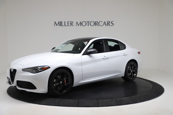 New 2020 Alfa Romeo Giulia Sport Q4 for sale $49,145 at Pagani of Greenwich in Greenwich CT 06830 2