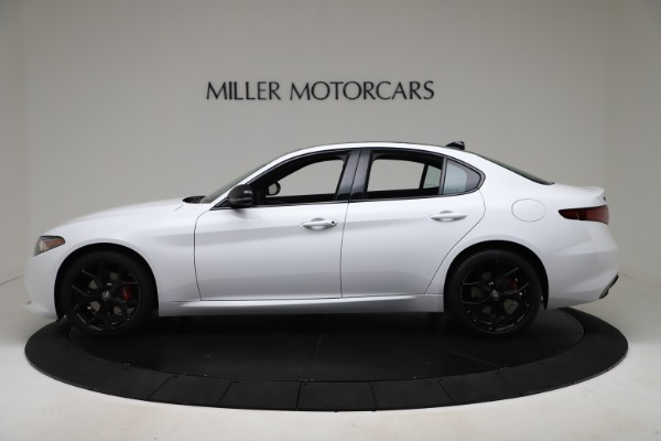 New 2020 Alfa Romeo Giulia Sport Q4 for sale $49,145 at Pagani of Greenwich in Greenwich CT 06830 3
