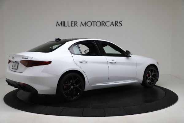 New 2020 Alfa Romeo Giulia Sport Q4 for sale $49,145 at Pagani of Greenwich in Greenwich CT 06830 8