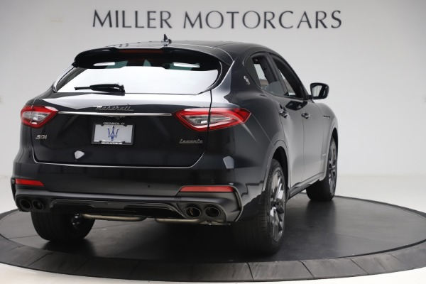 New 2020 Maserati Levante S Q4 GranSport for sale $99,985 at Pagani of Greenwich in Greenwich CT 06830 7