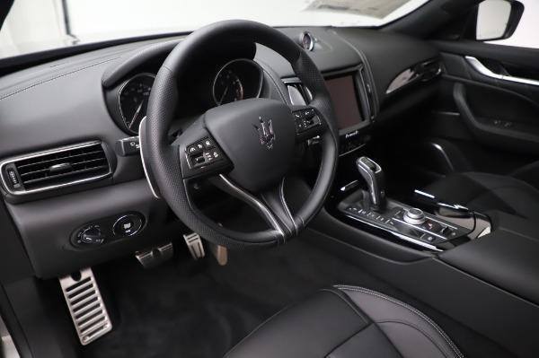 New 2020 Maserati Levante Q4 GranSport for sale $88,585 at Pagani of Greenwich in Greenwich CT 06830 13