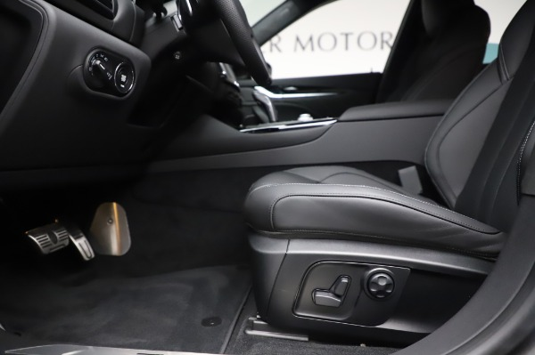 New 2020 Maserati Levante Q4 GranSport for sale $88,585 at Pagani of Greenwich in Greenwich CT 06830 14