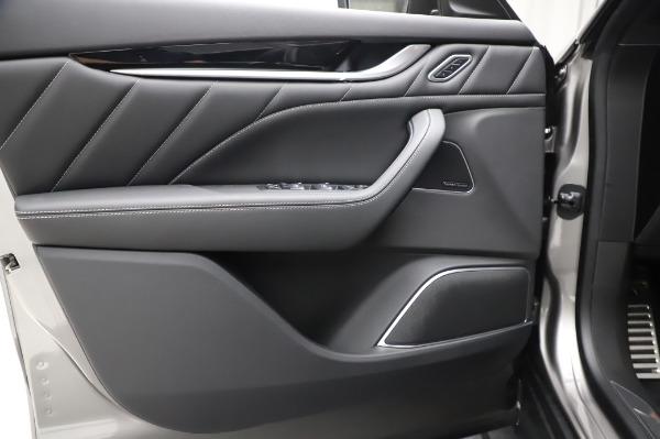 New 2020 Maserati Levante Q4 GranSport for sale $88,585 at Pagani of Greenwich in Greenwich CT 06830 17