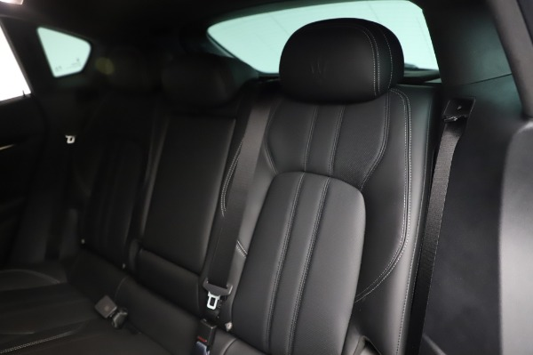 New 2020 Maserati Levante Q4 GranSport for sale $88,585 at Pagani of Greenwich in Greenwich CT 06830 18
