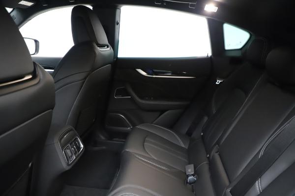 New 2020 Maserati Levante Q4 GranSport for sale $88,585 at Pagani of Greenwich in Greenwich CT 06830 19