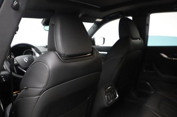 New 2020 Maserati Levante Q4 GranSport for sale $88,585 at Pagani of Greenwich in Greenwich CT 06830 20